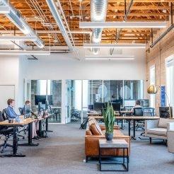Software development consultancy office